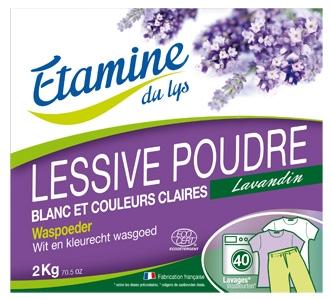 Экологичный стиральный порошок Etamine du Lys COMP'AKTIV, 2 кг