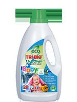 TRI-BIO натуральная эко жидкость для стирки детского белья 0,94л