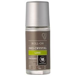 дезодорант-кристалл Лайм. Urtekram,